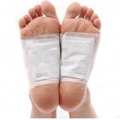 200pcs Kinoki Detox Foot Pads Organic Herbal Cleansing Patches With Adhesive