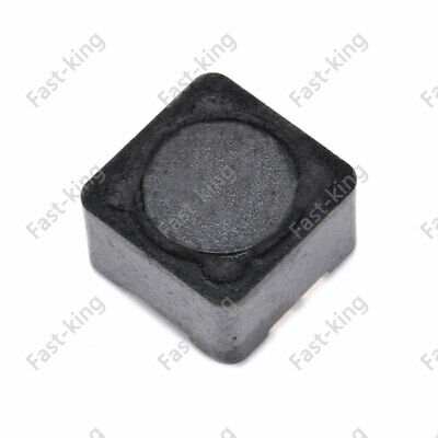 10Pcs 4.7uH to 470uH Shielded Inductor 12x12x7mm CDRH127R SMD Power Inductance