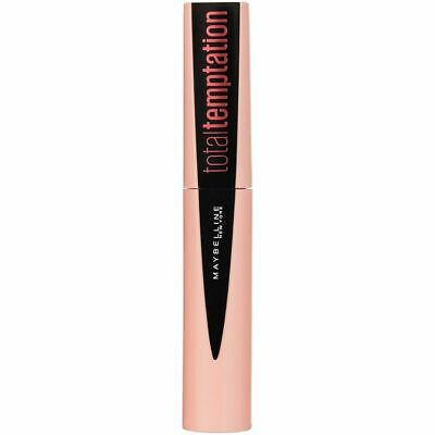 Maybelline Total Temptation Mascara - 601 Blackest Black