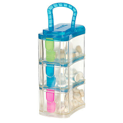 Munchkin Snack Tower-3 tier container