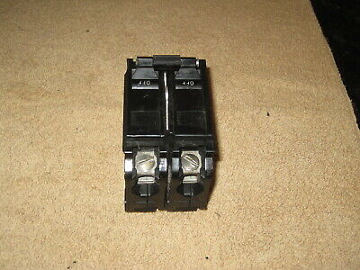 MURRAY / CROUSE Hinds Mp2100 2 Pole 100 Amp 120/240V Circuit Breaker
