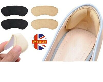 Heel Grip Self Adhesive Liner Shoe Insoles Cushion Pads Stickers STOCK CLEARANCE