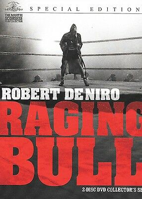 Raging Bull (2-disc DVD Collector Set) Special Edition