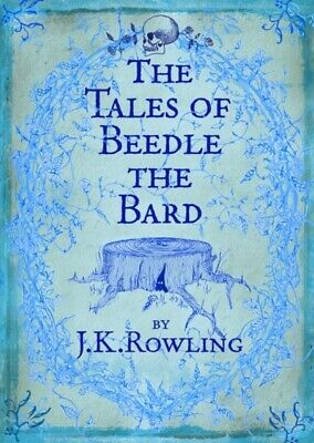 The Tales of Beedle the Bard by J.K. Rowling (Paperback Book) *NEW* FREE P&P