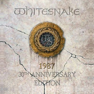 Whitesnake - 1987 (30th Ann. Deluxe Ed. 2CD w. 12 bonus live tracks) - CD - New