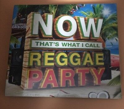 Now Reggae Party - New Cd Compilation