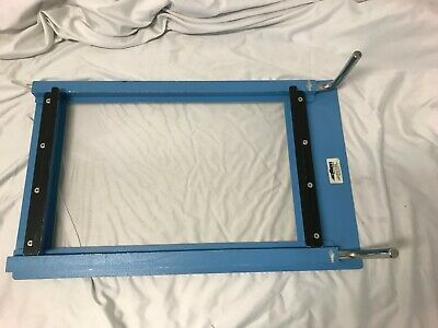 Allen Rectangular Arm Table With X-Ray Cassette Holder Without Pad