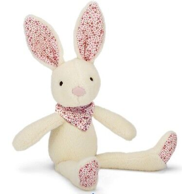 Jellycat Petal Bunny Chime Soft Toy Nice Gift BNWT
