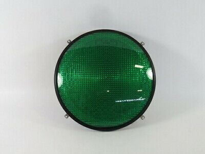 "Dialight 433-2220-001XL Traffic Signal 9 Watt 120 Vac 12"" GREEN  NOP"