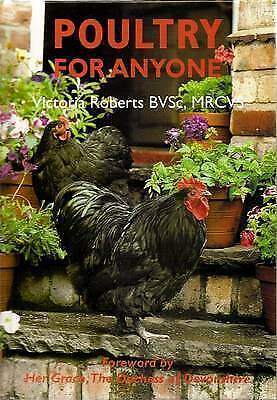 Very Good, Poultry for Anyone, Victoria Roberts, Book