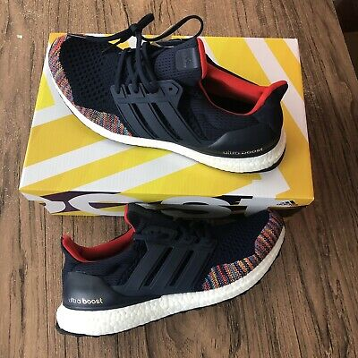 81f6359236273e Adidas Ultraboost LTD Navy Blue Multi BB7801 Mens Shoes Size 10.5 NEW IN BOX