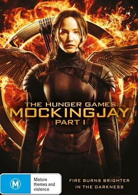Hunger Games The - Mockingjay : Part 1 (DVD, 2014)
