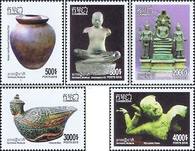 National Museum of Cambodia, Phnom Penh (MNH)