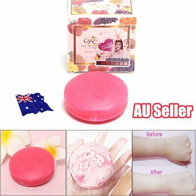 Instant Miracle Whitening Natural Soap Alpha Arbutin Skin Care Oil Control EA