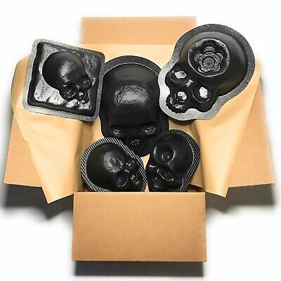 Skull Mold 5pc Set