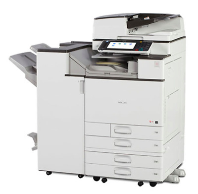 Ricoh MPC5503 Colour Multifunction with Copy Scan Print Photocopier