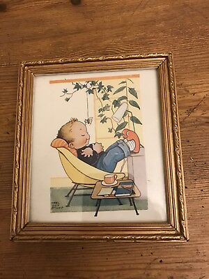 Vintage Mabel Lucy Attwell Picture