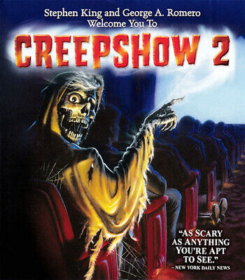 Creepshow 2 BLU-RAY NEW