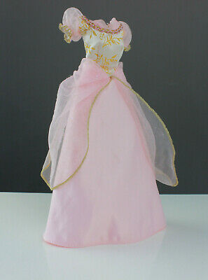 Beautiful Barbie Clothing item Pink Princess Gown Dress