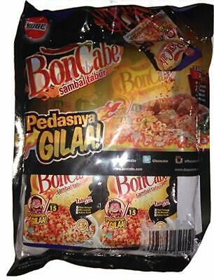 Kobe Bon Cabe (BonCabe) Sprinkle Chili Flakes Level 15, 7 Gram - 24 sachets bag