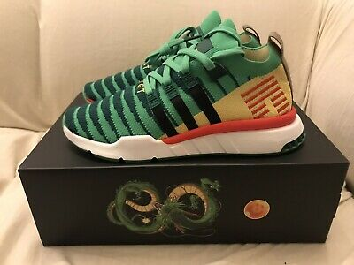 aad441f17789c5 Adidas X Dragon Ball Z Shenron EQT Support Mid ADV PK D97056 New Size 9