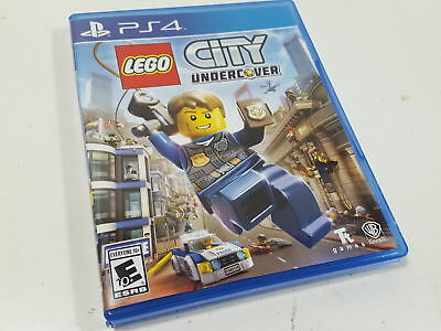 LEGO City Undercover - PlayStation 4 (H200791)