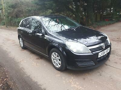Vauxhall/Opel Astra 1.7CDTi Spares or Repair drive away