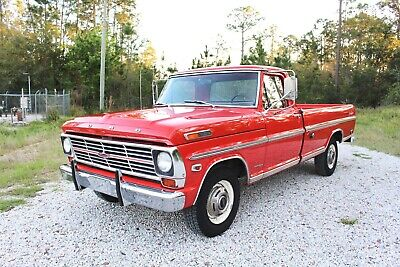1969 Ford F-250 Ranger Camper Special ORIGINAL PAINT 240+ HD PICS 1969 Ford F-250 Ranger Camper Special ORIGINAL PAINT 130k Miles 240+ HD Pictures
