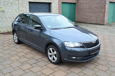 PKW Skoda Rapid Spaceback  Edition 1,4 Diesel Euro 6