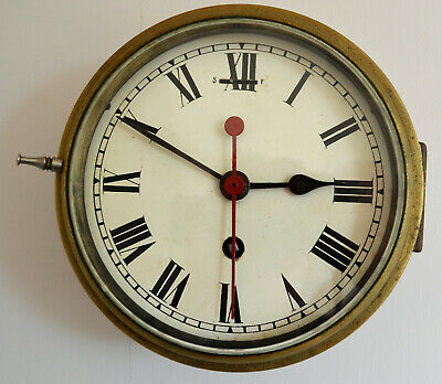 Coventry Astral Ships Clock Fully Working