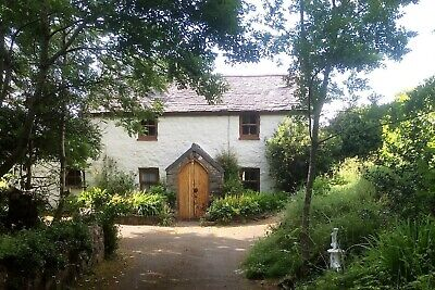 Secluded, traditional character holiday cottage CONWY valley Snowdonia N.Wales