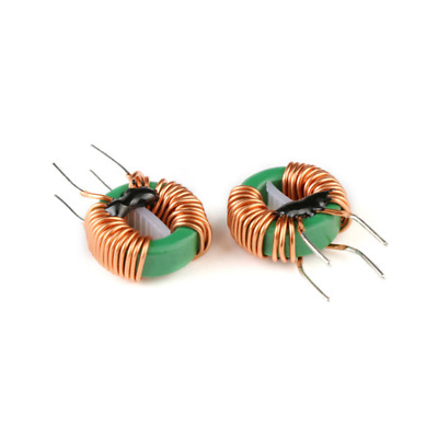 5Pcs 5mH 4A Annular Common Mode Filter Inductor Choke Toroid 0.6 Wire14x9x5mm