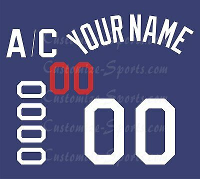 quality design ddc62 c5221 LOS ANGELES KINGS Dodgers Royal Hockey Jersey Customized Number Kit  un-stitched