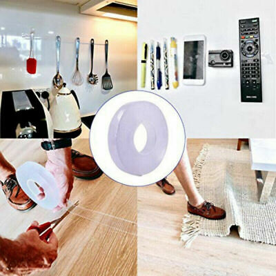 Multifunctional Double-Sided Adhesive Tape Traceless Washable Removable Tapes OZ