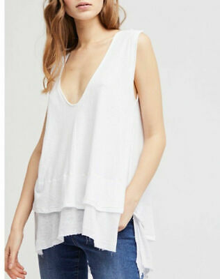1a058c7f6d07b NWT URBAN OUTFITTERS free people Women s Choker Wrap Top Plunge Tank ...
