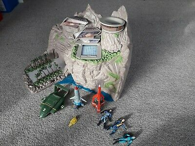 THUNDERBIRDS TRACY ISLAND INTERACTIVE SOUNDTECH VEHICLES TB1 2 3 4 5 YOU CHOOSE