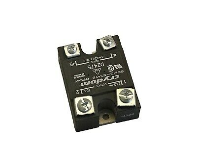 New Crydom Solid-State Relay A1210 Free Shipping