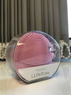 Foreo Luna Play Pink Facial Cleansing Device (mini Size) .