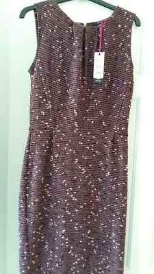 59b9d61c6bd BNWT HOUSE OF Holland Spaceship Dress Size 8 RRP £300! -  131.50 ...