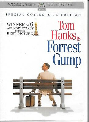 Forrest Gump (2-Disc DVD Special Collector's Edition) Tom Hanks