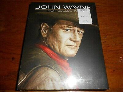 John Wayne Film Collection   Blu-Ray Disc   2014   7-Disc Set*free Shipping*new*