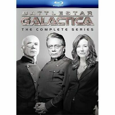 Battlestar Galactica: The Complete Series [Blu-ray] including The Plan