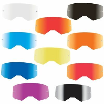 2019 Fly Racing Zone// Pro Zone /& Focus Goggle Replacement Lenses All Colors