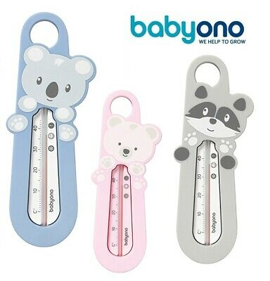 Baby Bath Thermometer Animals Floating Cute Safety Babyono new