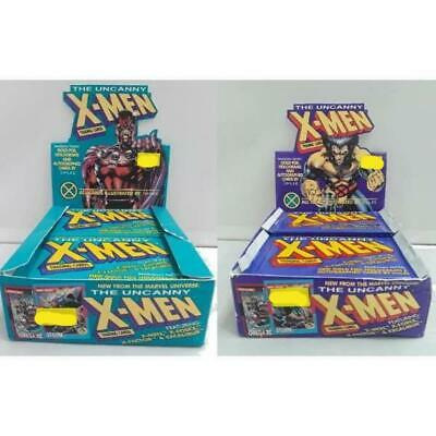 1992 Marvel X-Men Impel Trading Cards -Single Packet-