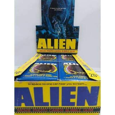 Alien (Movie) - Wax Pack 1979 Trading Cards by Topps -Single Pack