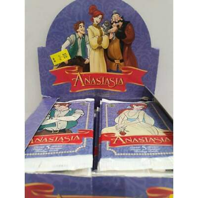 Anastasia Upper Deck 1998 Trading Cards -Single Packet-