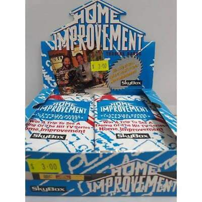 Home Improvement Skybox 1994 Trading Cards -Single Packet-