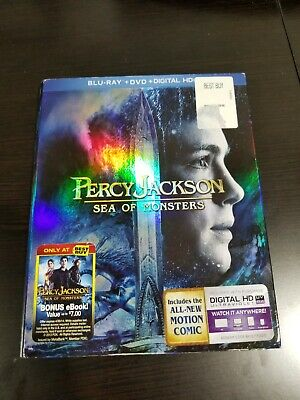 Percy Jackson: Sea of Monsters SLIPCOVER ONLY