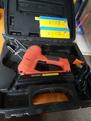Tacwise Master Nailer™ Electric Angled Nail Gun Includes a Hard Case - 400ELS